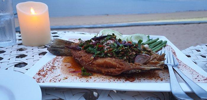 Dinner, Seafood, Thaifood