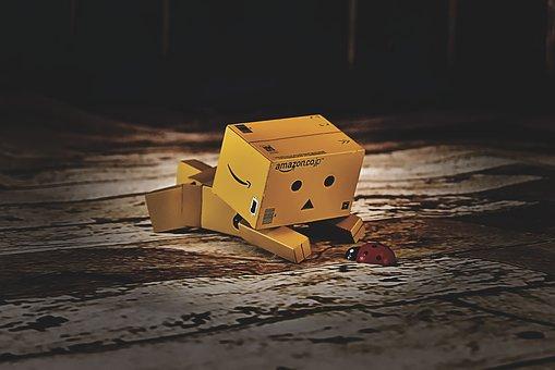Danbo, Lucky Ladybug, Good Luck, Funny, Cute, Figure