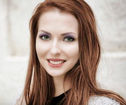 Portrait, Model, Posing, Elegant, Attractive, Girl