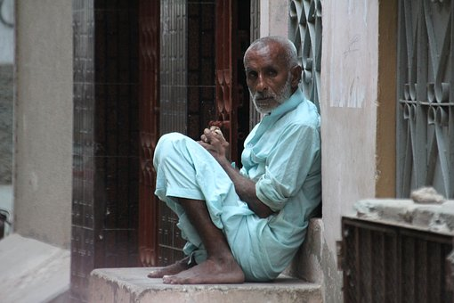 Old Man, People, Person, Human, Homeless, Beggar, Poor