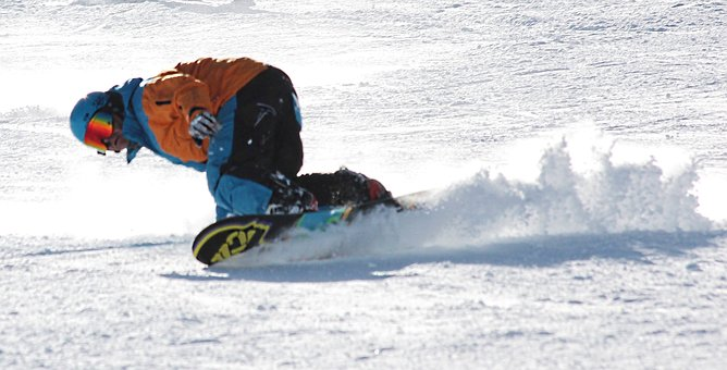 Snowboard, Carving, Powder, Winter Sports, Runway