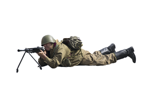 Soldier, War, Military, Battle, Weapons, Shoot
