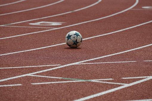 Ball, Soccer, Track, Members, Sports, Win, Team, Stars