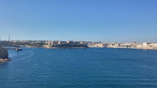 Malta, Sea, Summer