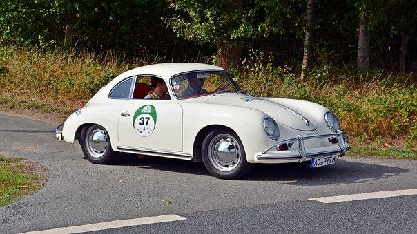 Porsche 356 A, Oldtimer, Auto, Classic, Automotive