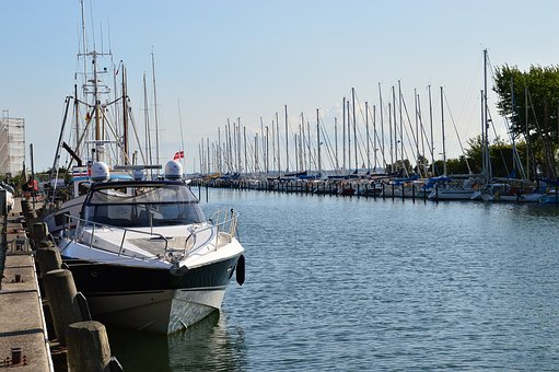 Fehmarn, Baltic Sea, Orth, Have, Yacht Harbor, Boat