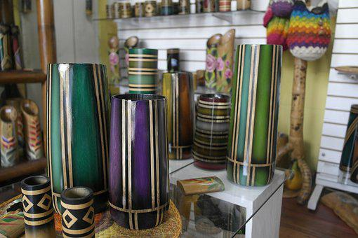 Crafts, Bamboo, Natural