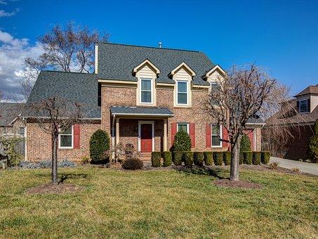 House, Home, Real Estate, Housing, Facade, Residential