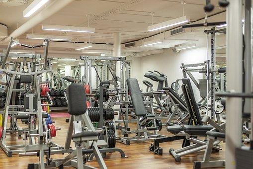 Fitness Studio, Train, Gym, Fitness Equipment, Training
