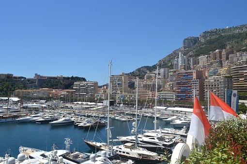 Monaco, French Riviera, Mediterranean, France, Sunshine