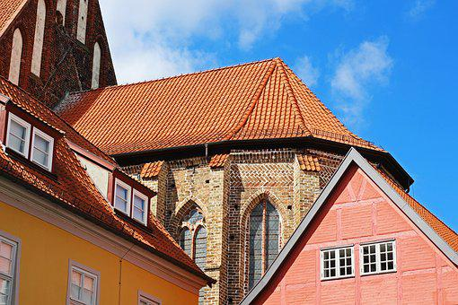 Stralsund, Historic Center, Church, Maritime Museum