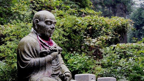Japan, Buddhism, Koyasan, Buddha, Religion