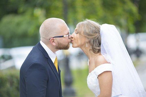 Fata, Bride, Wedding, Couple, Love, Dress, The Groom