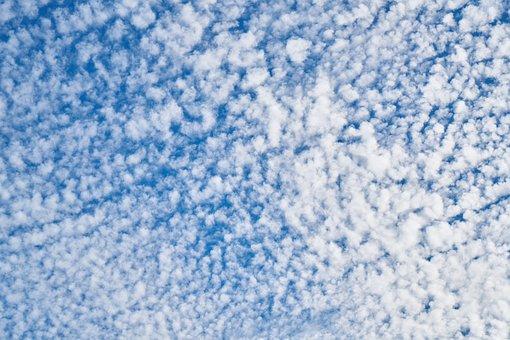 Cloud, Blue, Sky, Clouds, Nature, Summer, Air