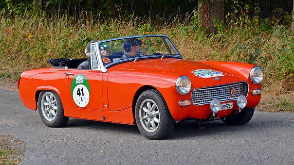 Austin-healey Sprite Mk Iv, Oldtimer, Auto, Classic