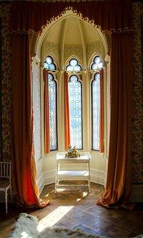 Germany, Rhine, Castle Drachenfels, Places Of Interest