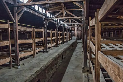 Auschwitz 2, Brezinka, Auschwitz, Poland, The Holocaust