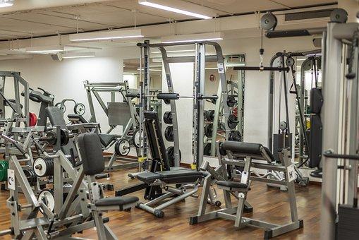Fitness Studio, Fitness, Sport, Train, Gym