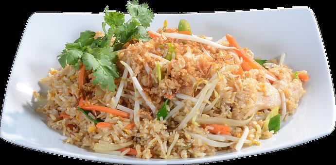 Food, Rice, Vietnamese