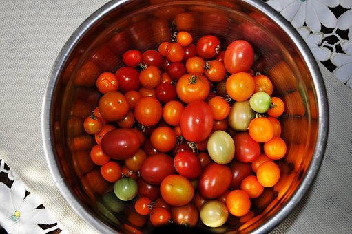 Tomatoes, Vegetables, Red, Kitchen, Vitamins, Food