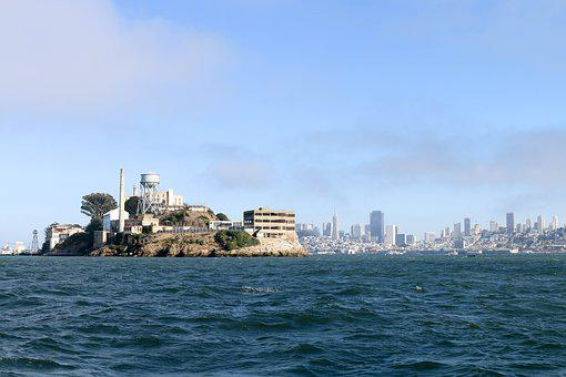 Alcatraz, San Francisco, Prison, Island, Jail, Historic