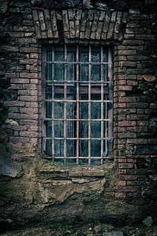 Grid, Grate, Prison, Vanished Time, Architecture