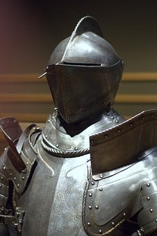Knight, Armor, The Middle Ages, The Museum, Exhibit