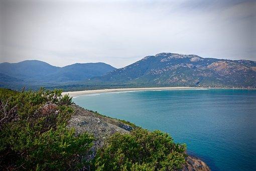 Tidal River, Wilsons Promontory, Bay, Beach, Coast