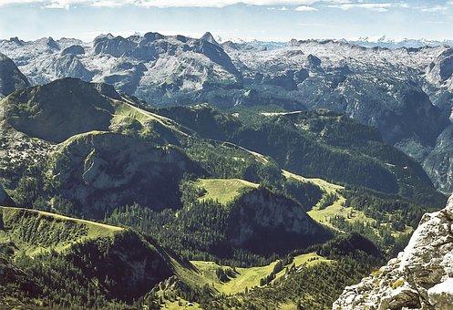 Hagengebirge, Alpine, Berchtesgaden Alps, Berchtesgaden