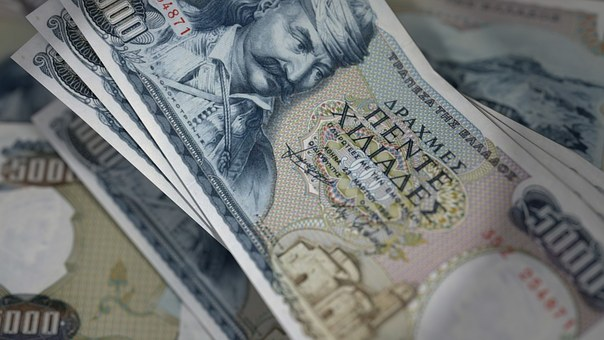 Banknotes, Greece, Currency, Bill, Cash