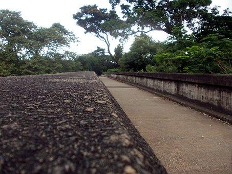 Bridge, Sri Lanka, Kandy, Peradeniya, Old, Aged