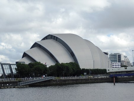 Secc, Glasgow, Buildings, Architecture, Clyde