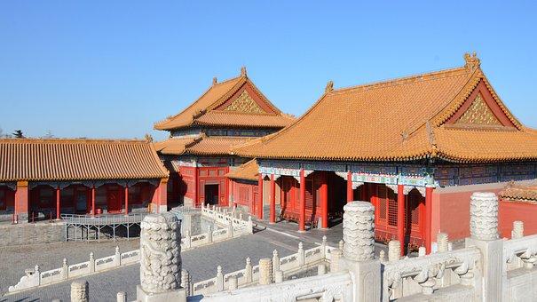 China, Pekin, Forbidden City Beijing, Beijing