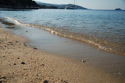 Sea, Waves, Ocean, Blue, Nature, Water, Tropical, Coast