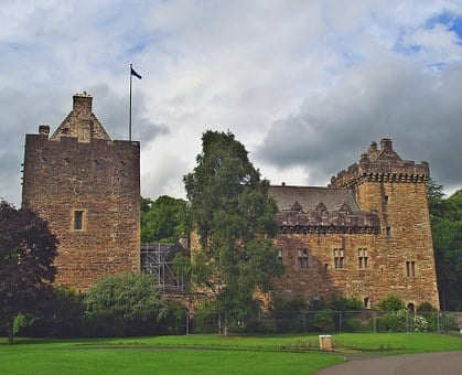 Dean, Castle, Kilmarnock, Historical, Scottish