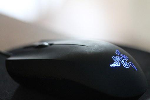 Mouse, Computer, Hardware, Cable, Pc, Device