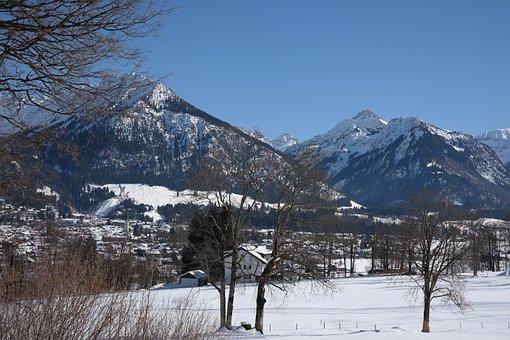 Geis Foot, Shadow Mountain, Oberstdorf, Ski Jump