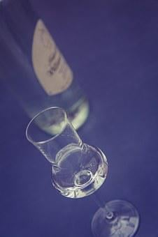 Brandy, Drink, Glass, Bar, Alcohol, Alcoholic