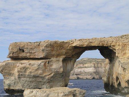 Rocks, Landscape, Nature, Mar, Mountains, Water, Visual