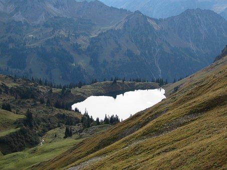 Foghorn, Alpine, Allgäu, Oberstdorf, Mountains