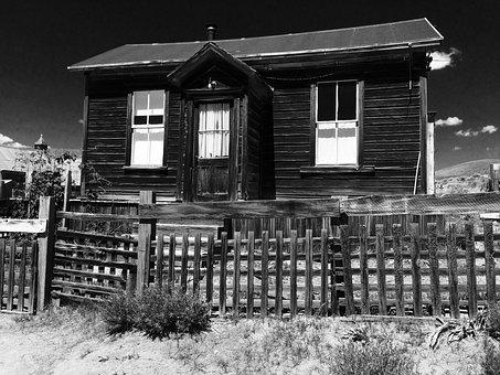 Ole House, Bodie, Pioneer