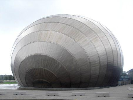 Glasgow, Science Centre, Clyde, Gray Science