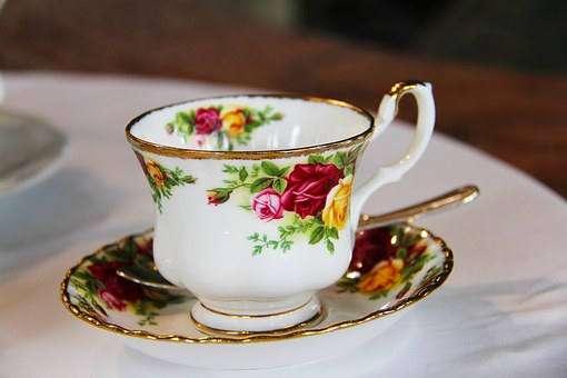 Tea, Victorian, High Tea, Cup, Beautiful, Yummy