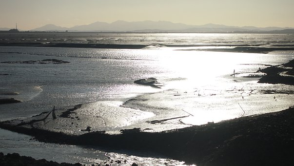 Asan Embankment, Tidal, Sea