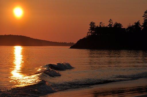 Mackenzie Beach, Tofino, British, Columbia, Scenic