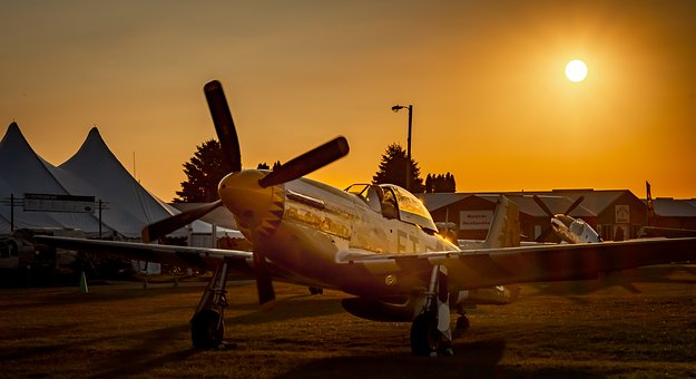 P-51, Military, Fighter, Aircraft, Aviation, Plane, Ww2