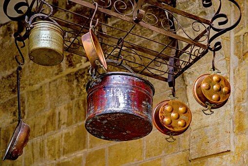 Boiler, Saucepan, Pan, Stove, Copper, Utensil, Kitchen