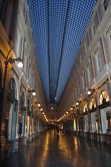 Bruxelles, Architecture, Presentation, Gallery, Light
