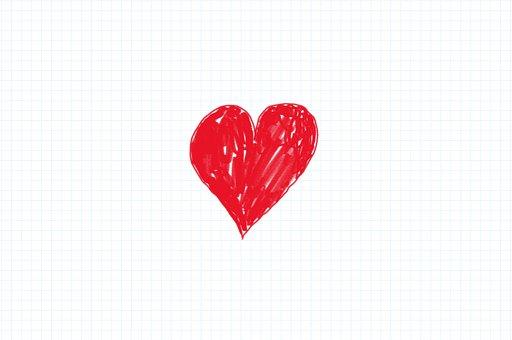 Heart, Love, Romance, Romantic, Symbol, Red, Wedding