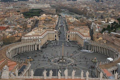 St Peter's Basilica, Vatican, Rome, Italy, Church